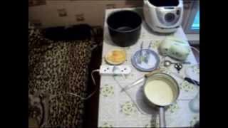 Шарлотка в мультиварке mango smart cooker