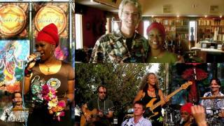C.C. White -  This IS Soul Kirtan! ♡Karuna Sagari Ma!♡ Montage of Beauty and Love!