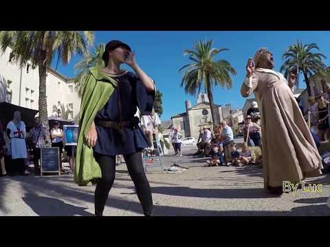 Fête de la Saint Louis Aigues-Mortes médiévale