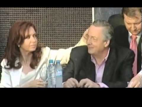 Néstor Kirchner, la película de Caetano