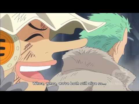 One piece - Zoro Epic moment [Punk hazard]