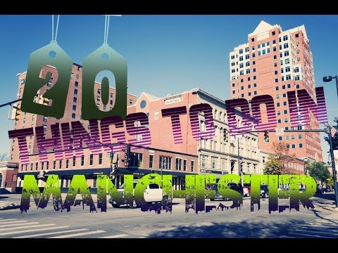 Top 20 Things To Visit In Manchester, New Hampshire