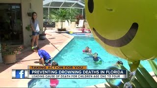 Preventing drowning deaths in Florida