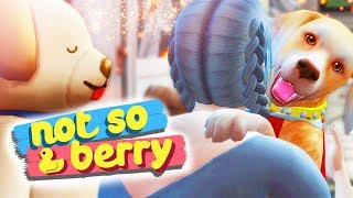 SAYING GOODBYE 😢 // The Sims 4: Not So Berry ~ Grey #85