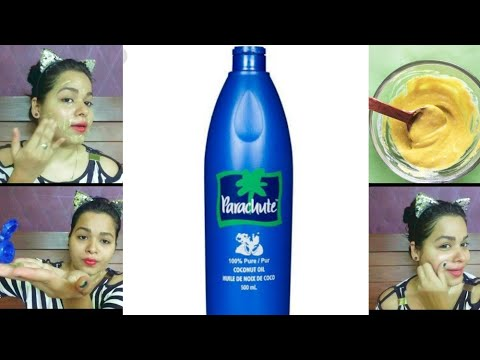 Coconut Oil For Face || Different Uses Of Coconut Oil |for Oily Skin | For Younger N Glowing Skin|💁