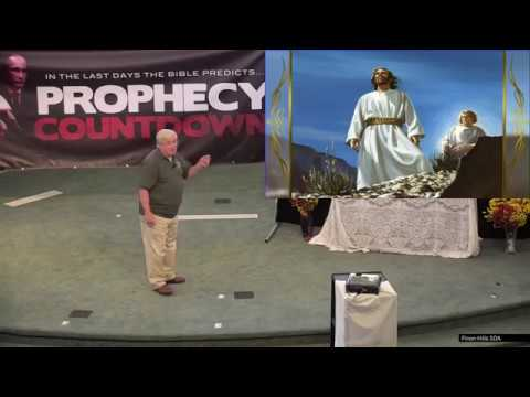 Prophecy Countdown - Session 2 - Universal Conflict (Saturday night, 9/16/2017)