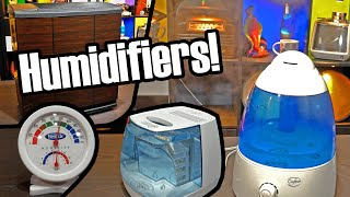 Humidifiers: Simpler is better?