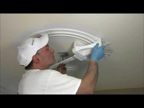 Plaster moldings /