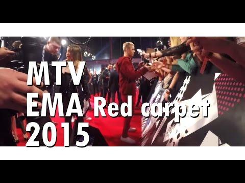 MTV EMA 2015 Red Carpet [Aftermovie]