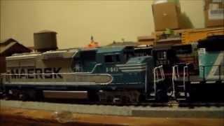 New Trains Part 16