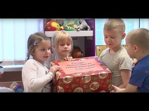 Полную коробку радости доставили в детское отделение ДРБ