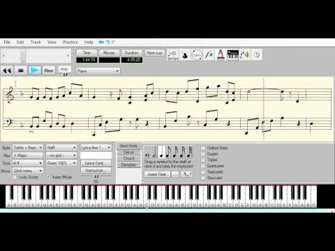 Trail Of The Angels (piano sheet music)