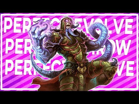 Hearthstone: Perfect Evolves And The Perfect Throw
