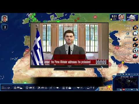 Geopolitical Simulator 4: Return to the Golden Age of Greece pt. 80 - Projecting Global Power