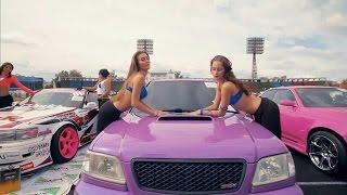 БМШ-2014 — официальное видео. Тюнинговые тачки и классные девушки