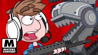 Repeat youtube video Wolfenstein Animation! (ZackScottGames Animated)