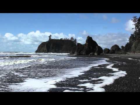 Ruby Beach Olympic National Park WA