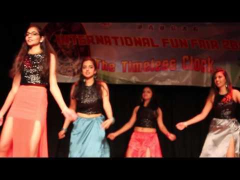 Rahul Choithramani Bollywood Performance IFF night, YMCA