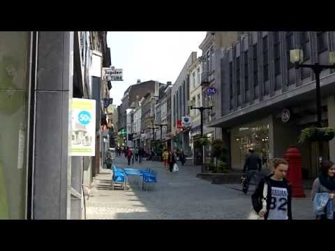 Mons, Belgium   shops