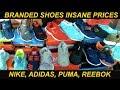 VikVlogs #5👞Chor Bazaar Delhi totally explored| Branded Shoes Cheap Prices| Nike, Adidas, Puma👞🔥