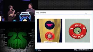 DEF CON 22 - Deviant Ollam & Howard Payne - Elevator Hacking - From the Pit to the Penthouse