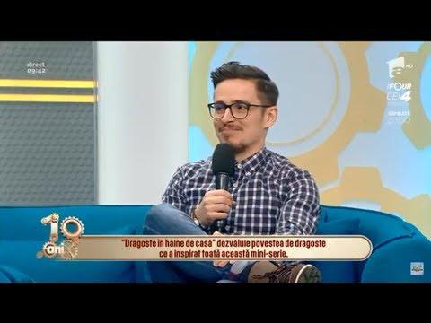 """Andrei Leonte, încheie trilogia începută în 2016 cu melodia """"Dragoste în haine de casă"""""""