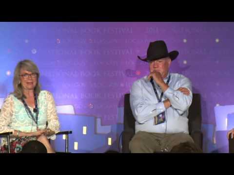 H. Alan Day, Sandra Day O'Connor & Lynn Wiese Sneyd: 2014 National Book Festival
