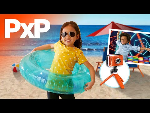 Kids are the star of their own show with VTech's KidiZoom Creator Cam! | A Toy Insider Play by Play