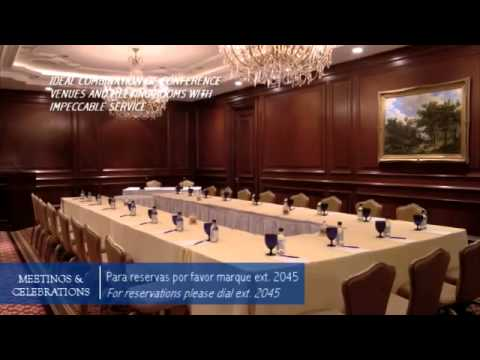 The Ritz Carlton Santiago - Meetings - Guest Channel by GuestEyes