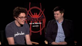 SPIDER-MAN INTO THE SPIDER-VERSE Interview - Chris Miller & Phil Lord