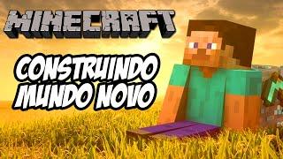 Minecraft PS4 - Construindo um Mundo Novo
