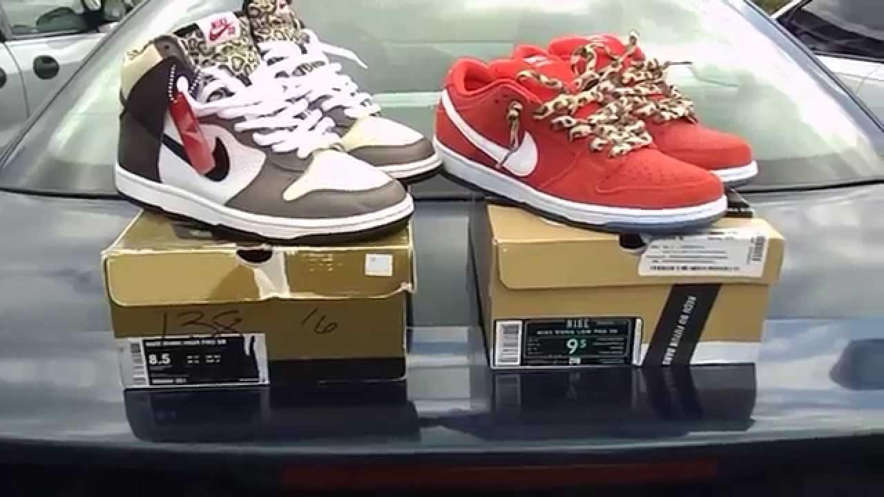 online store 4114c c99b9 Nike SB ferris bueller & Nike SB Cameron Frye