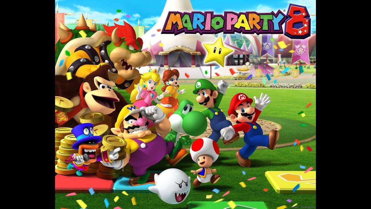 Mario Party 8 trailer ...