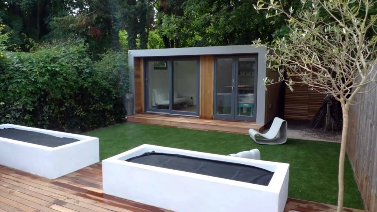 Kumpulan Desain Taman Belakang Rumah Minimalis Terbaru
