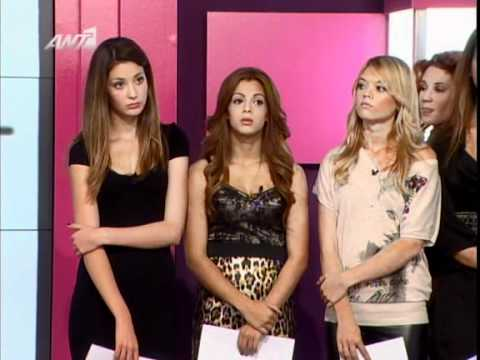 Greece's Next Top Model S2 / E6 [ 6 of 6 ] ANT1 GR ( 22/11/2010 )
