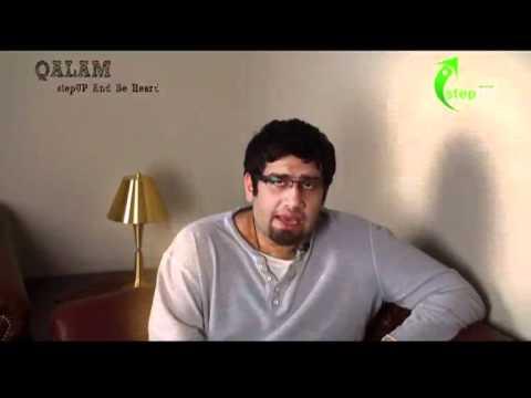 Ali Moeen Nawazish Interview - stepUP Blog Qalam (English)