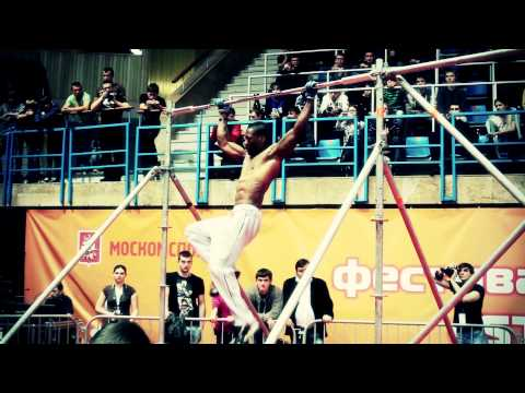 Moscow, Russia Calisthenics Competition Guest Starring Barstarzz