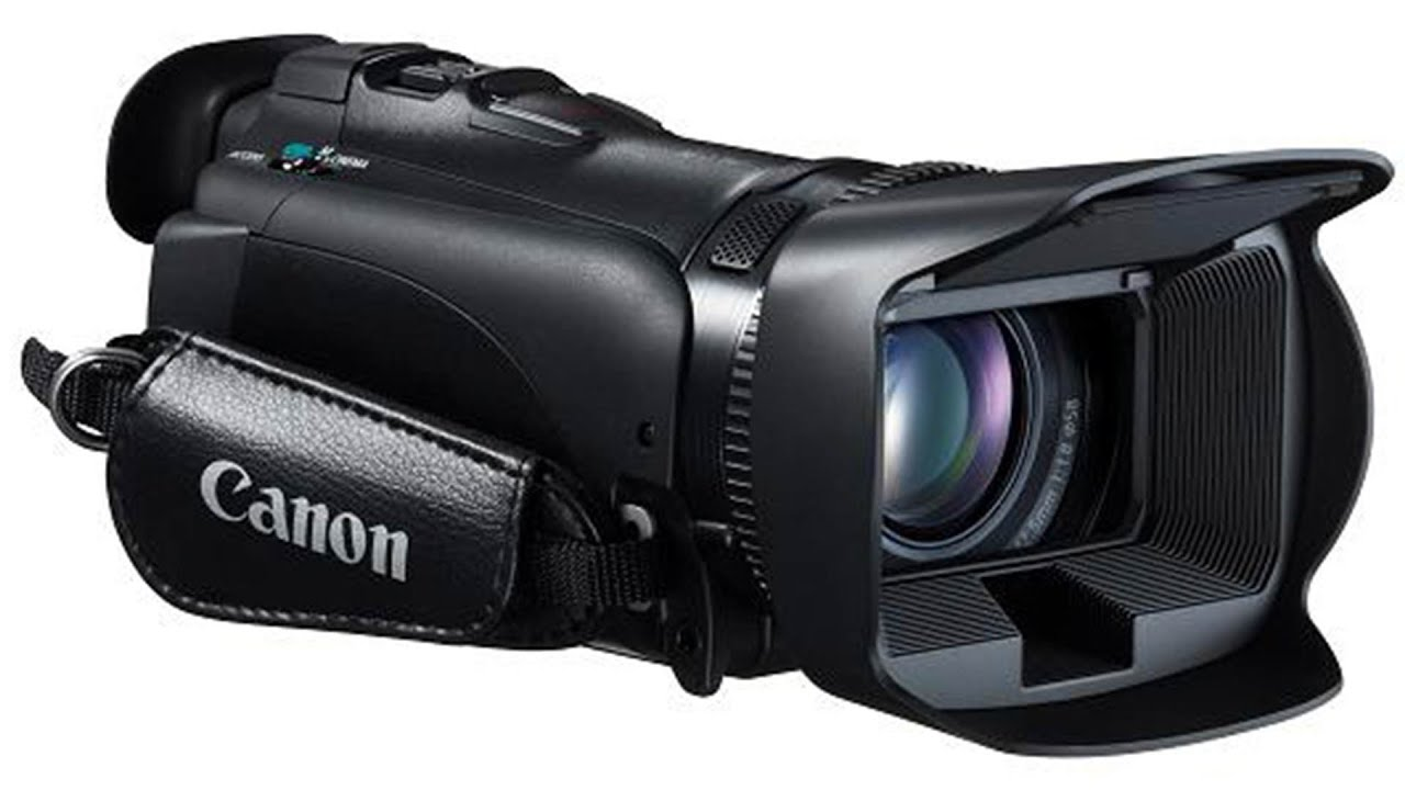 Canon Legria HF G25 Long Term Review + Test Footage - YouTube