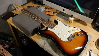 How To Replace Pickguard on Fender Stratocaster