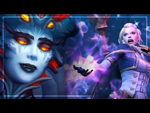 Nazjatar Story - The Tidestone Movie | Including The Eternal Palace | WoW 8.2 Rise of Azshara