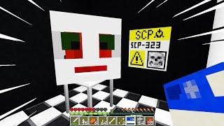 Nonraccogliere Questo Teschio - Minecraft Scp 323