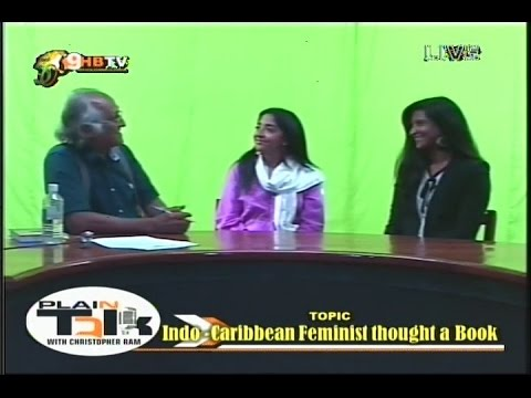 Indo-Caribbean Feminist Thought: Genealogies, Theories, Enactments (A Book)