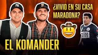 """ALFREDO RIOS """"EL KOMANDER""""   ¿MOVIMIENTO ALTERADO?   PUNTOS DE VISTA #14 (Podcast)"""