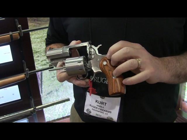 Shot 2017 New Ruger Redhawk 8 357 Magnum Revolver Alloutdoor Comalloutdoor Com
