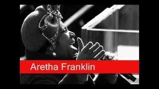 Aretha Franklin: Make Someone Happy