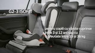 Accesorii scaune copii VW
