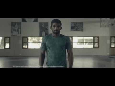 Yogeshwar Dutt - Born to wrestle. #BillionCheers