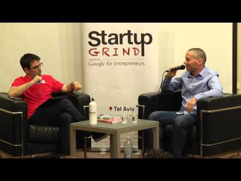 Startup Grind Tel Aviv Hosts Izhar Shay (Canaan Partners Israel) - March 08, 2016