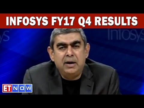 Vishal Sikka On Infosys FY17 Q4 Results
