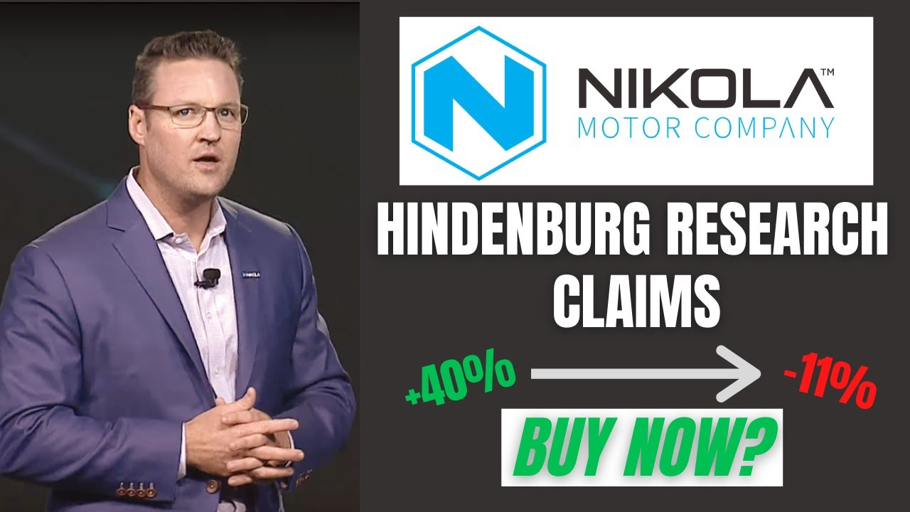 Nikola shares take wild ride after denial of short-seller's allegations ...